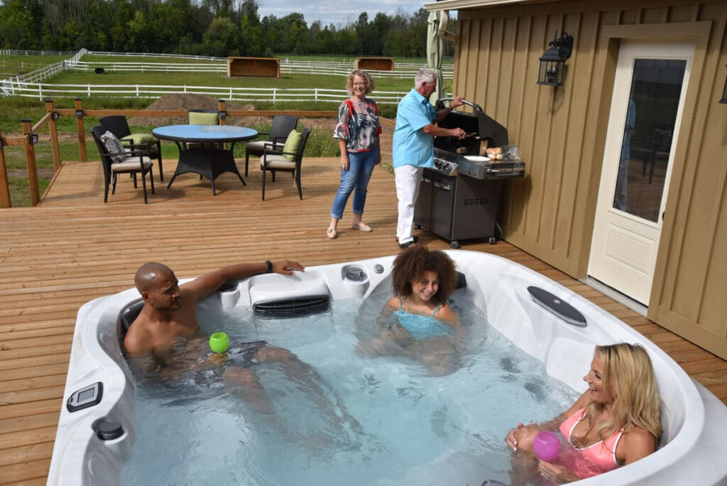 Used hot tubs for sale in Ontario